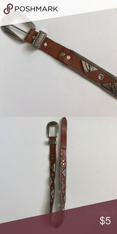 Tribal belt Great for waist belt Accessories Belts