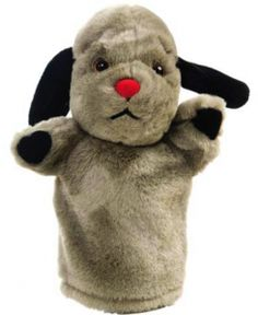 SWEEP PUPPET - The Sooty Show