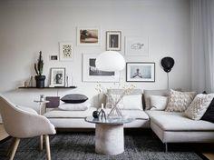 Un appartamento dallo stile scandinavo