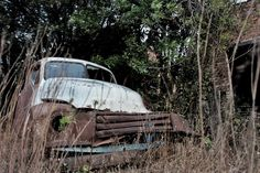 Old Truck - Old truc