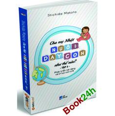 CHA MẸ NHẬT NUÔI DẠY CON NHƯ THẾ NÀO - TẬP 3 : PHÁT TRIỂN TÀI NĂNG VÀ TRÍ LỰC CON TRẺ Cuốn sách sẽ cung cấp cho bạn những phương pháp hoàn hảo nhằm phát triển tài năng và trí lực của trẻ nhỏ suốt 6 năm đầu đời.