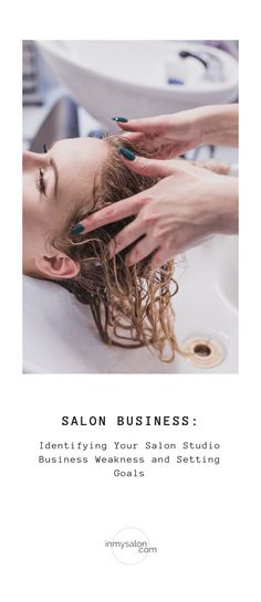 Salon studio success is strongly determined by your ability to look at your business objectively and setting goals. If you can dream it you can achieve it! #salonmindset #settinggoals #salonbusiness via @inmysalon