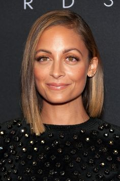 Nicole Richie, version bronde