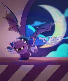 Meta Knight, Knight Art, Kirby Memes, Cute Games, Cutest Thing Ever, Super Smash Bros, Cute Art, Videogames, Gaming