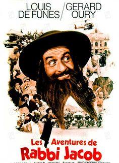 Les Aventures de Rabbi Jacob - film 1973 - AlloCiné