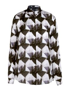 Theyskens' Theory printed blouse (more Theyskens' here -- http://chicityfashion.com/theyskens-theory/)