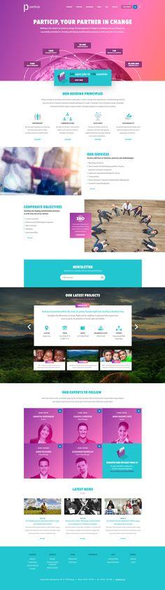 Particip Website