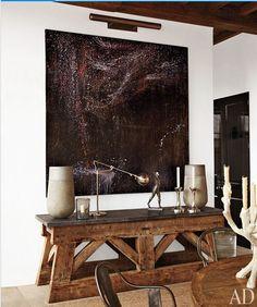 Architectural Digest. Photo by Miguel Flores-Vianna