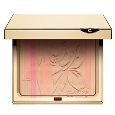Clarins Palette Eclat Face and Blush Powder- Collector Face Palette - Boots Blusher Makeup, Blusher Tips, Nude Makeup, How To Apply Blusher, Face Palette, Beauty Treats, Spring Makeup, Make Up Collection, Makati