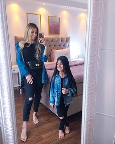 Mommy and me outfits, family outfits, little girl outfits, cute outfits for kids Mommy And Me Outfits, Little Girl Outfits, Family Outfits, Toddler Girl Outfits, Couple Outfits, Kids Outfits, Mother Daughter Fashion, Mom Daughter, Kids Fashion
