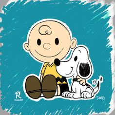 Charlie Brown & Snoopy by James Ramos / RamosArt  #art #drawing #sketch #fun #retro #loose #Snoopy #CharlieBrown #Peanuts #RamosART #BFFs #BestFuzzyFriends #BoyandhisDog #bestFriends #bestPals #Buddies #dog #cute #geeky #playful #mansBestFriend #forTank #theBestDog #bestFriend #CharlesSchulz #happinessisawarmpuppy #puppy #puppies