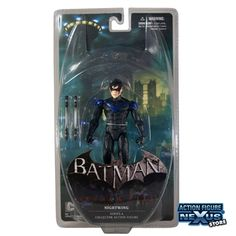 DC Collectibles Batman Arkham City Series 4 Nightwing Action Figure