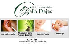 Bella Dejes Clínica de Saúde e Beleza: Novidades