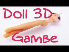 Fimo tutorial Doll in Polymer Clay Mermaid, Polymer Clay Fairy, Polymer Clay Sculptures, Polymer Clay Dolls, Sculpture Clay, Body Tutorial, Clay People, Biscuit, Clay Fairies