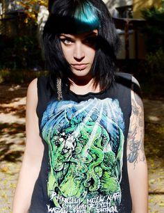 #tshirt #fashion #woman #cthulhu #lovecraft #books #design #unrestclothing