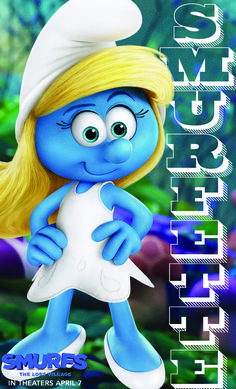 Brainy knows it all, Jokey makes you chuckle, Hefty can lift anything, but what on earth is an -ette? Follow Smurfette as she travels far, far away from Smurf Village to uncover a long lost Smurf mystery and discover her true identity along the way. It's an adventure for the whole family to enjoy! | SMURFS: THE LOST VILLAGE hits theaters on April 7. #SmurfsMovie