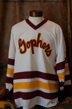 something about the script lettering that makes this so cool..69-72 MN gophers hockey