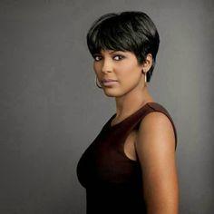 Short Haircuts for Black Womens 2014