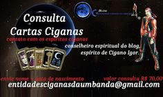 Entidades Ciganas da Umbanda (Clique Aqui) para entrar.: CONSULTA COM OS ESPÍRITOS DOS CIGANOS, ESPÍRITO DE...