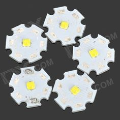 DPT-XP3535-W 1W 90LM 6500K White Light Soldering LED Lamp - White (5 PCS). Color White Brand N/A Model DPT-XP3535-W Material LED + aluminum alloy Quantity 5 Piece Chip Brand Epistar Chip Type N/A Emitter Type LED Power Others,1 Rated Voltage Others,3.2~3.6 V Theoretical Lumens 100 lumens Actual Lumens 60~80 lumens Current 300 mA Total Emitters 1 Color BIN White Color Temperature Others,6000~7000 Working Temperature -20~85 ?? Wavelength N/A Beam Angle 120 ?a Life Span 30000 Hour Other…