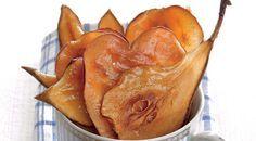 Яблочные и грушевые чипсы