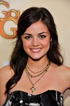Lucy Hale Photo - Golden Globe Salute To Young Hollywood - Arrivals