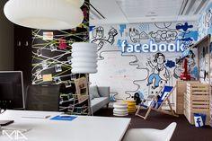 Facebook, Warsaw, 2014 - Madama