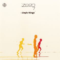 Zero 7, Simple Things (CD, Ultimate Dilemma, 2001)