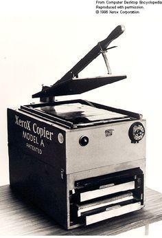Xerox 914 Copier, 1959