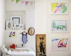 nursery art and bunny lamp by baby space interiors Bunny Lamp, 21st Century Homes, Space Interiors, Home Decor Items, Nursery Art, Framed Artwork, Gallery Wall, Creatures, Rabbit