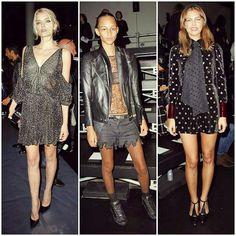 "lily donaldson binx walton dasha zhukova #saintlaurent #event #celebrity #celebs #celebritystyle #celebritylook #fashionblogger #hedonismbysisi #pfw…"""