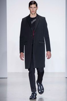 Calvin Klein Collection Spring 2016 Menswear Fashion Show