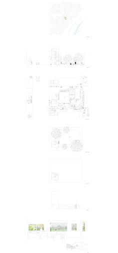Kumagai House,drawings