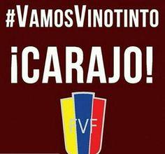 #Vinotinto