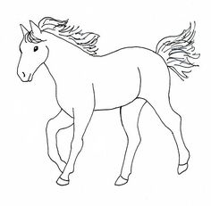 Create this step by step horse drawing! To begin, start with the shape of the horse's body. It's an oval shape, and by drawing it first you can determine the appropriate size for your piece of paper. Next, add the neck and the head. Remember to sketch thses in lightly, as these are just the […]