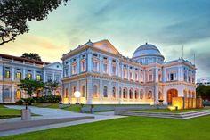 20 Free Things to do in Singapore. #thingstodo #placestovisit #singapore