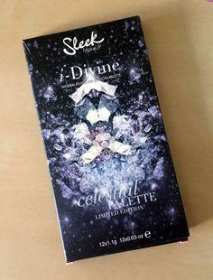 Review on the Sleek i-Divine Celestial eyeshadow palette. Sleek Makeup, Hello Everyone, Eyeshadow Palette, Swatch, Product Launch, Celestial, Elegant Makeup