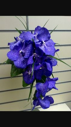 From home bargains 1499 wedding table and room decorations purple vanda junglespirit Image collections