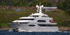 super yacht Vive La Vie - Seatech Marine Products  Daily Watermakers @Seatech Corporation Corporation Marine Products