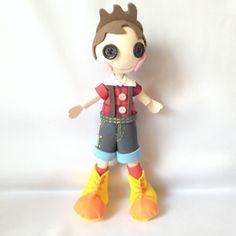 Lalaloopsy Boy Foamy 3D.