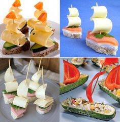 healthy kids party food or classroom treats Cute Food, Good Food, Food Art For Kids, Food Carving, Food Decoration, Food Humor, Party Snacks, Creative Food, Food Presentation