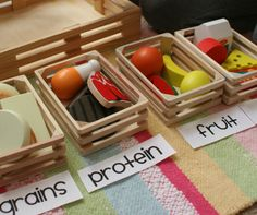 Teaching Your Child about Food Groups - Melissa & Doug Blog
