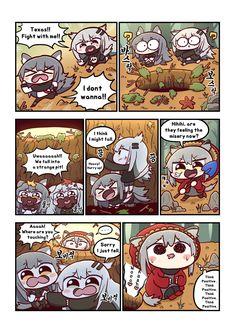Pokemon Manga, Pokemon Funny, Manga Girl, Anime Art Girl, Yuri Anime, Funny Video Memes, Art Memes, Monster Art, Cute Chibi