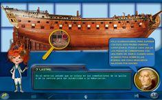 Chronos - Museo Naval, una app para aprender de forma interactiva la historia de la navegación.