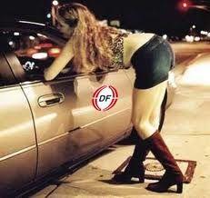 Der er også lidt prostitution