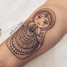 New Ideas For Doll Tattoo Ideas Tatoo Tattoo Girls, Cute Girl Tattoos, Girl Back Tattoos, Heart Tattoos, Key Tattoos, Butterfly Tattoos, Flower Tattoos, Tatoos, Unique Tattoos