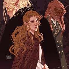 Twitter A Court Of Wings And Ruin, A Court Of Mist And Fury, Book Characters, Fantasy Characters, Feyre And Rhysand, Daughter Of Smoke And Bone, Roses Book, Sarah J Maas Books, Fanart