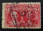 nystamps US Stamp # 244 Used $1150