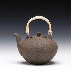 Gorgeous teapot by John Neely