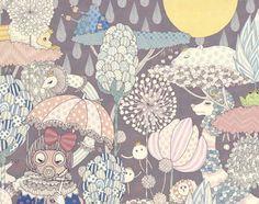 Yoko Furusho  illustration